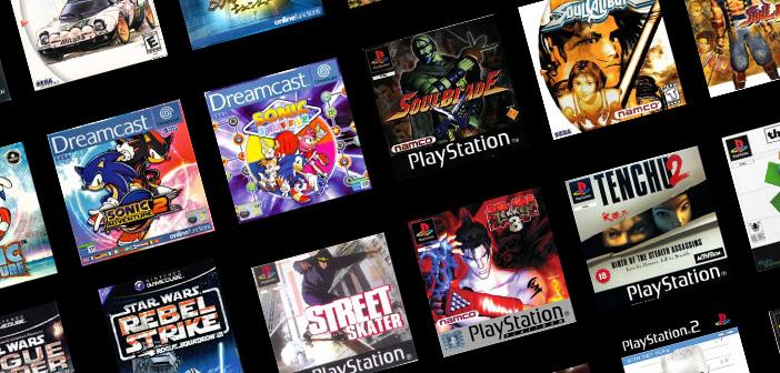 Quels sont les types de jeux vidéo ?